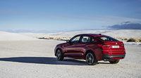 BMW nos presenta el nuevo X4: Sports Activity Coupé