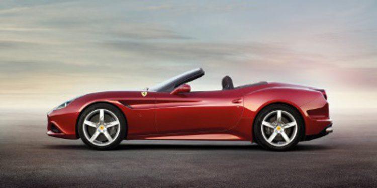 Ferrari presenta el renovado California T en Ginebra