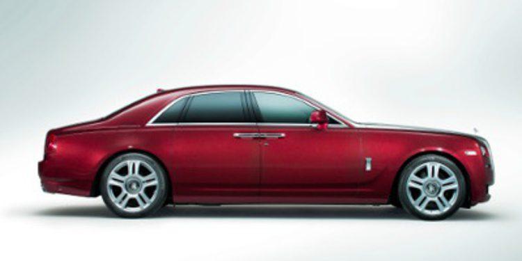 El Rolls Royce Ghost Series II se estrena en Ginebra