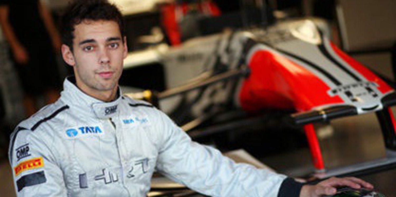 Nathanaël Berthon ficha por Lazarus para las GP2 Series