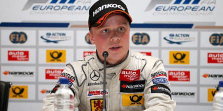 Felix Rosenqvist sigue en F3 con Mücke Motorsport