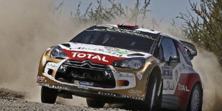 Mads Ostberg 'limpia' el liderato del Rally de México a Volkswagen