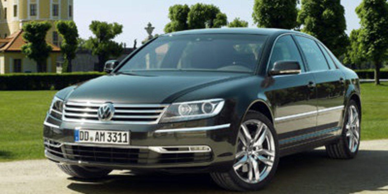 Volkswagen anuncia nueva generación del Phaeton