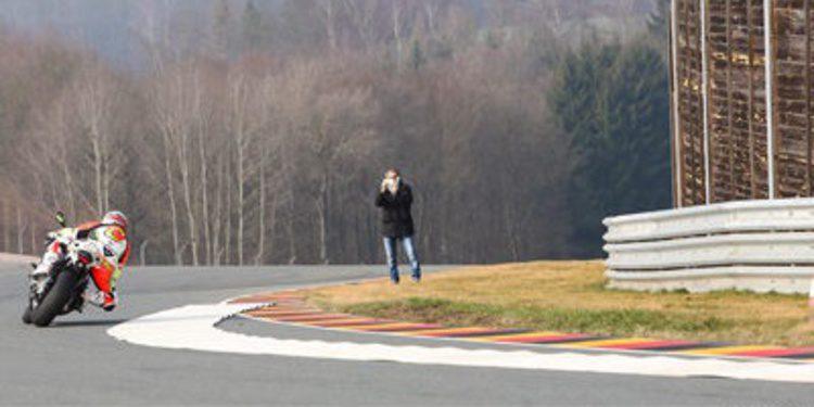 Sachsenring modifica la curva 11 para MotoGP