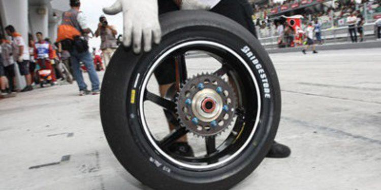 Bridgestone fija colores para sus gomas de MotoGP