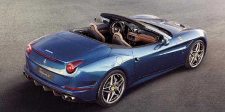 El Ferrari California T muestra sus secretos en video