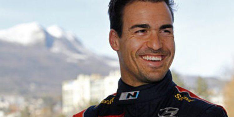 Dani Sordo hará debutar al equipo Hyundai Motorsport N