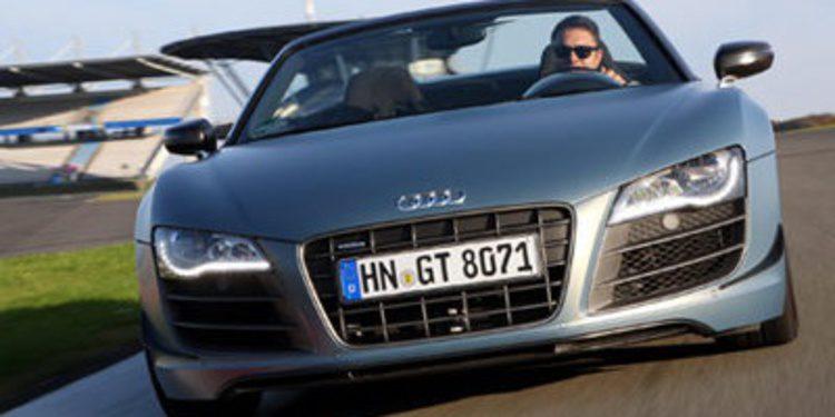 El Audi R8 recurrirá al downsizing en su próxima generación