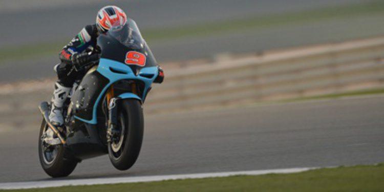 IodaRacing ve como Suter le confisca sus motos de 2013
