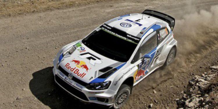 Seb Ogier gana el Rally de México y Hyundai llega al podio
