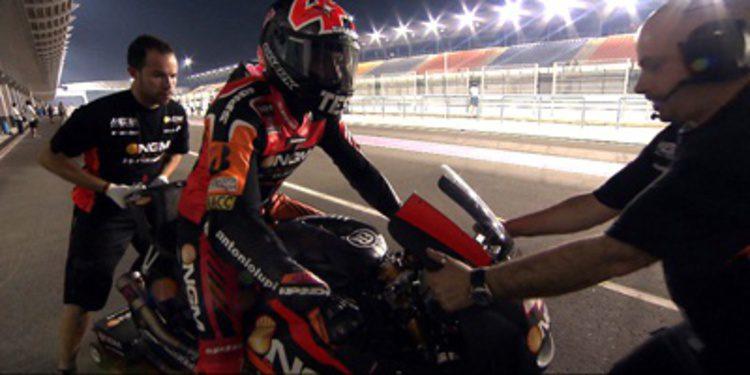 Aleix Espargaró cierra el test MotoGP en Losail con el mejor crono