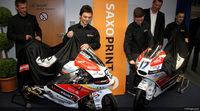 Efrén Vázquez presenta su nuevo equipo de Moto3