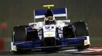 Empieza la pretemporada de la GP2 2014 en Abu Dabi