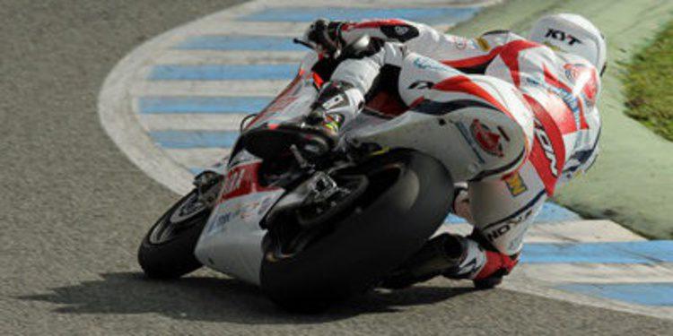 Moto2 y Moto3 cierran su pretemporada en Jerez