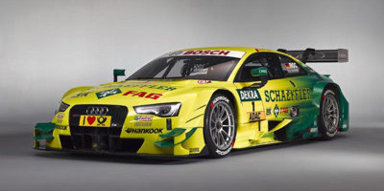 Audi RS5 DTM del campeón Mike Rockenfeller