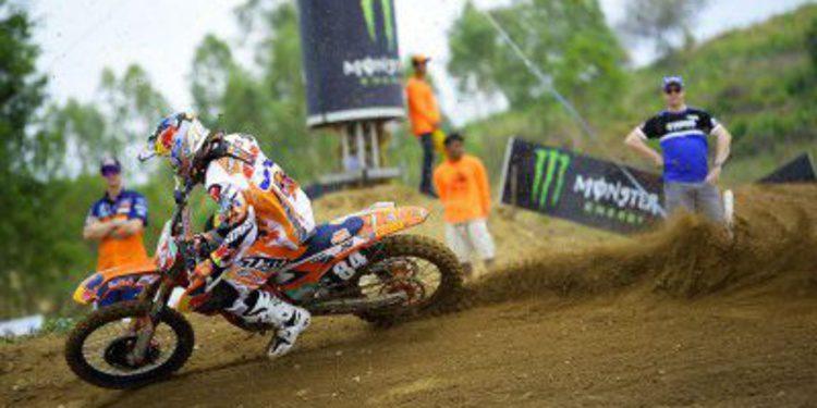 MXGP: Cairoli y Herlings vencen en Tailandia