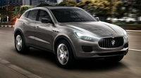 El Maserati Levante llegará en 2015