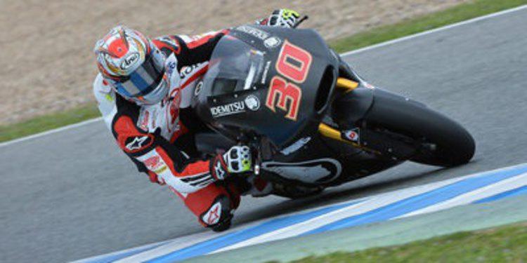 Nakagami y Miller lideran el segundo día de test Moto2 y Moto3 en Jerez
