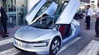 Descubrimos el Volkswagen XL1 en Pamplona