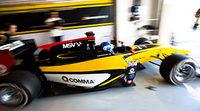 Jolyon Palmer repite en cabeza en los tests de GP2