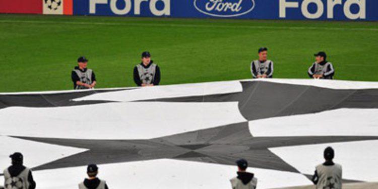 Ford acaba su patrocinio con la UEFA Champions League