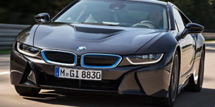 Los primeros BMW i8 verán la calle en junio