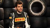 Jaime Alguesuari en Formula E con Virgin y en el ADAC GT Masters