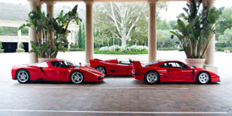Ferrari estaría desarrollando un nuevo y especial deportivo