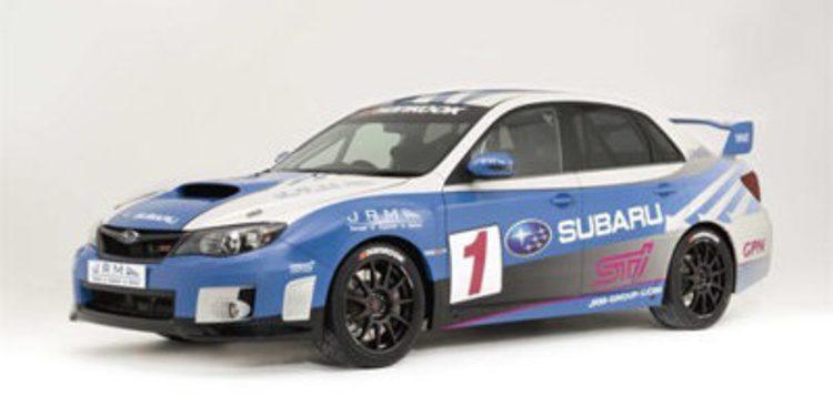 El nuevo Subaru WRX STi de JRM estará en el ERC