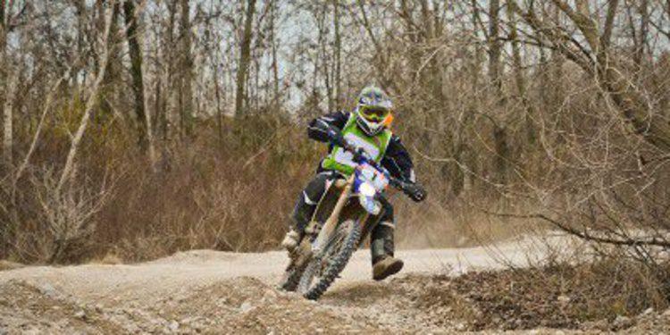 Dos italianos ganan en motos y quads en el arranque de la Baja Italia