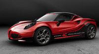 Alfa Romeo 4C nuevo Safety Car del WTCC