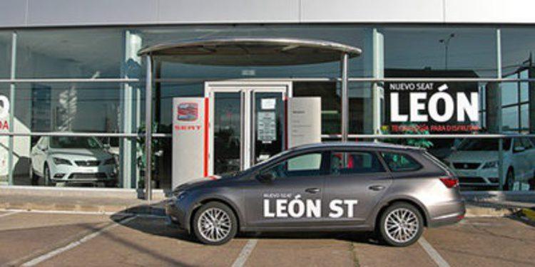 El Seat León ST se somete a nuestra toma de contacto