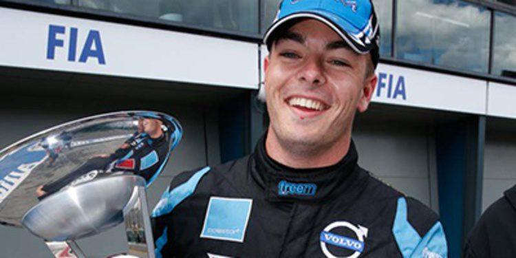 AGP: Scott McLaughlin consigue la primera victoria y evento para Volvo