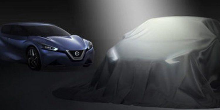 Nissan llevará a China una berlina en formato concept