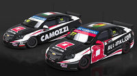 Munnich Motorsport tendrá dos Chevrolet TC1