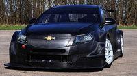 El nuevo Chevrolet Cruze TC1 se estrena en pista