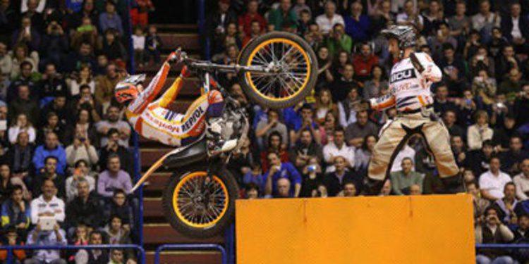 Toni Bou consigue su octavo título de X-Trial en Milán