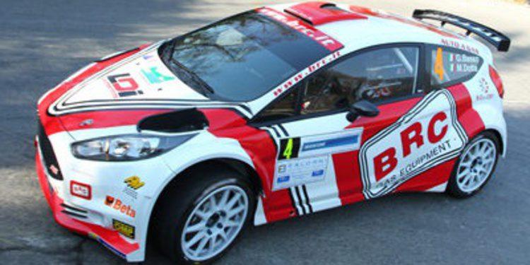 Basso gana el Rally de Ciocco con el Fiesta R5 de GLP