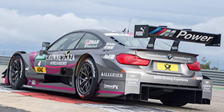 Así serán cuatro de los ocho BMW en el DTM 2014