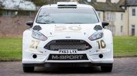 M-Sport celebra las 50 unidades de su Fiesta R5