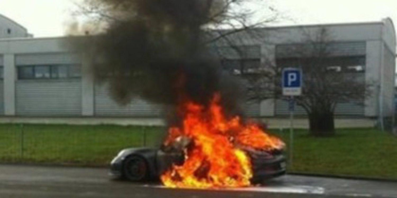 Porsche sustituirá más de 700 motores de los 911 GT3 afectados