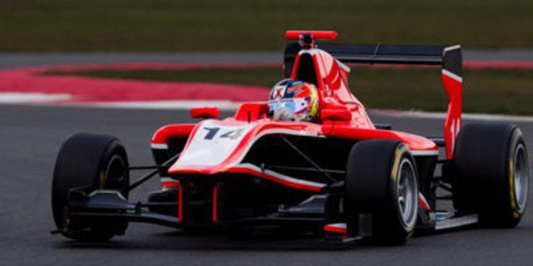 Marussia Manor anuncia su alineación para la temporada de GP3