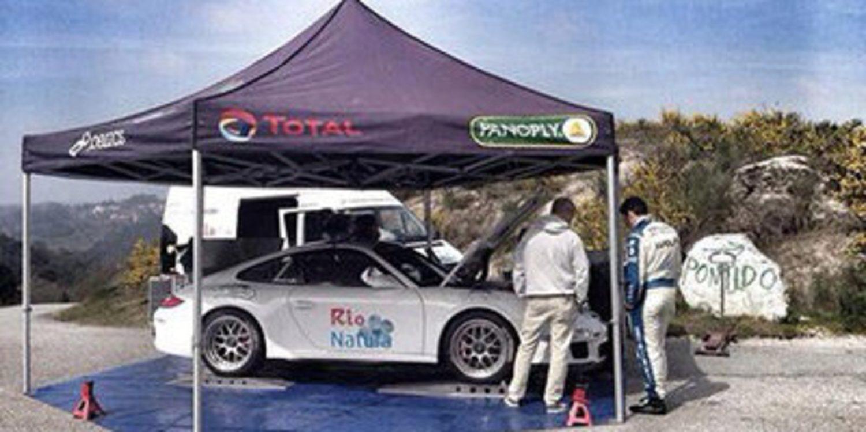 La Rfedea No Homologa El Porsche De Vallejo Motor Y Racing