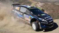 Elfyn Evans cree que tiene margen de mejora en el WRC