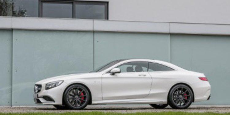 Mercedes-Benz desvela el nuevo S63 AMG Coupé