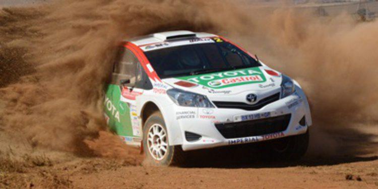 Toyota comienza a probar su Yaris WRC en la Toscana