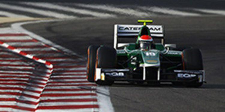 Alexander Rossi lidera la primera jornada de test GP2 en Baréin
