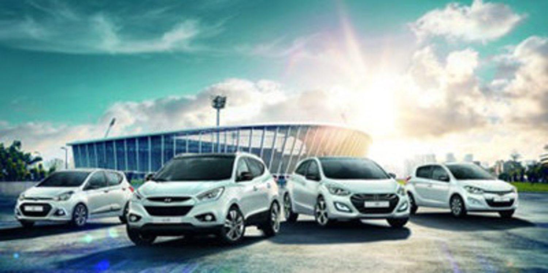 Hyundai crea la edición especial Go! Brasil