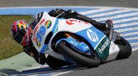 """Luis Salom: """"Ahora en Moto2 quiero aprender y mejorar"""""""