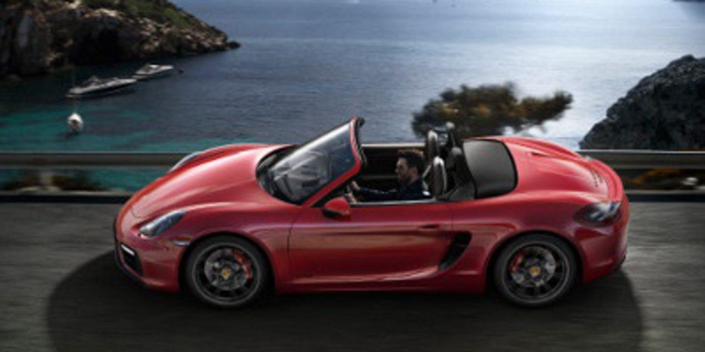 Porsche vitamina al Boxster con la versión GTS